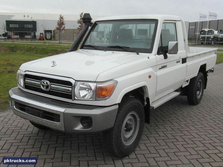 1 unit Toyota, Land Cruiser HZJ79L 4x4 Pick-up NEW for Sale