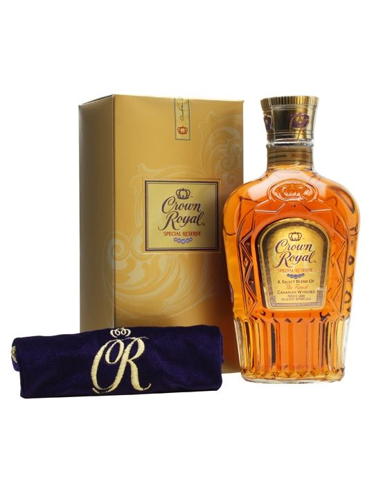 Crown Royal Canadian Whisky : The Whisky Exchange