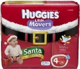 Best Price Huggies Little Movers Santa Diapers Jumbo Pack -- size: 4 The best bargains - http://topbrandsonsales.com/best-price-huggies-little-movers-santa-diapers-jumbo-pack-size-4-the-best-bargains