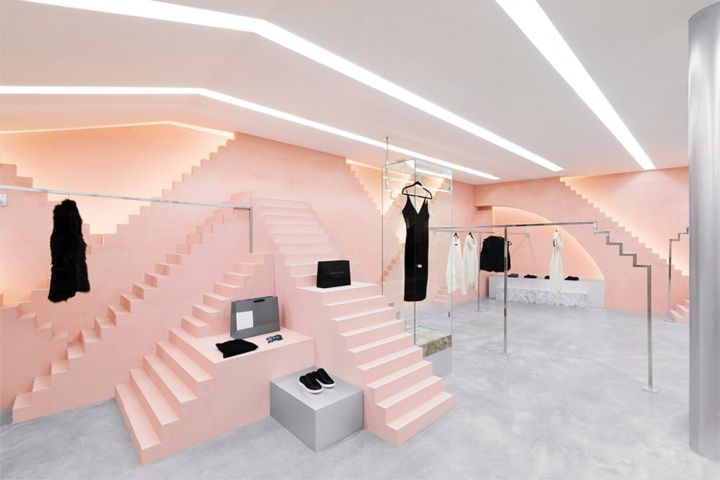 Novelty store by Anagrama, New York » Retail Design Blog