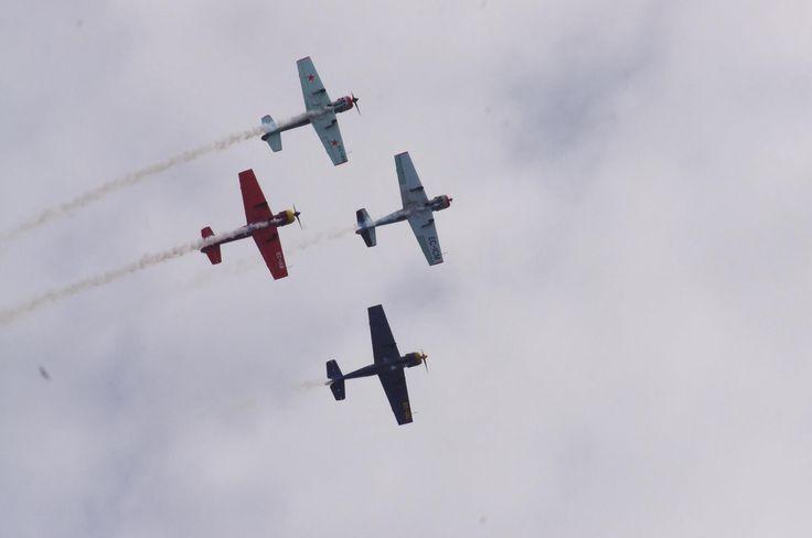 International Air Show A Coruña 2014