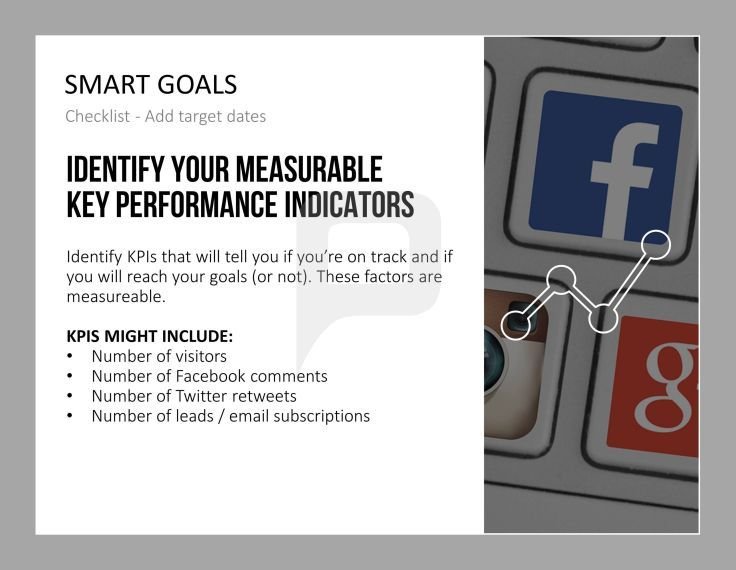 Best Smart Goals  Powerpoint Templates Images On