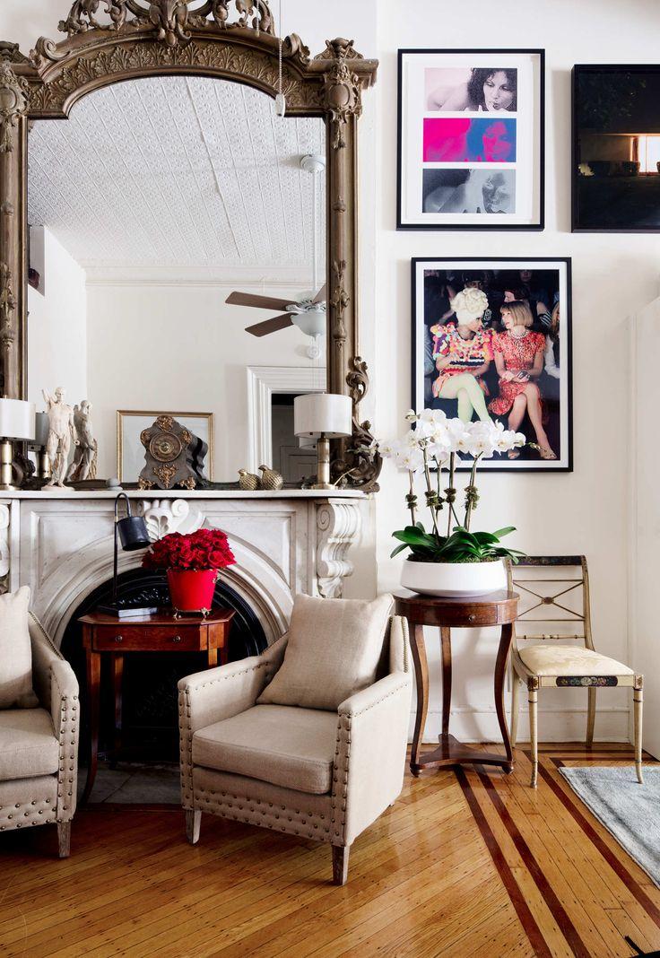Eclectic Interior Design Mix Of Elements