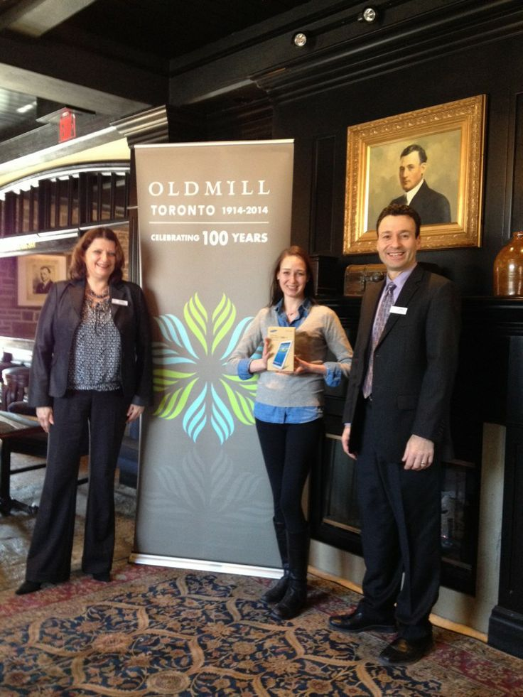 Meredith Scott from Canadian Franchise Association #Wins a Tablet!