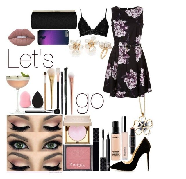 """""""Untitled #167"""" by emmely201 on Polyvore featuring Christian Dior, Ted Baker, Boohoo, Jimmy Choo, Ross-Simons, Kenneth Jay Lane, Rimmel, NARS Cosmetics, Gucci and Crate and Barrel"""