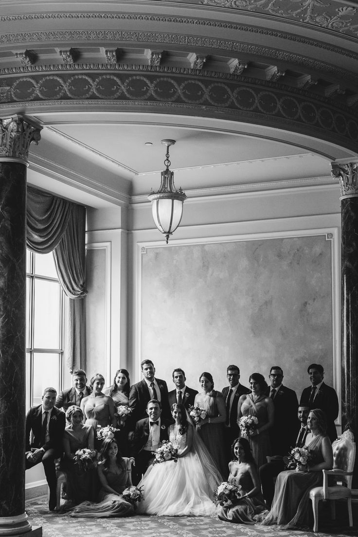 Chateau Laurier Wedding Photos - Ottawa, Canada. Italian ballroom wedding photographed by Joel and Justyna Bedford, available worldwide.