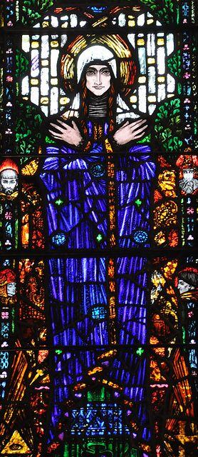 honan chapel harry clarke windows - ita