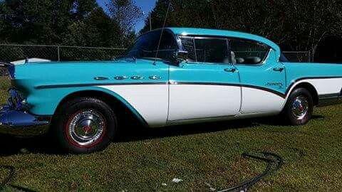56 Buick Roadmaster