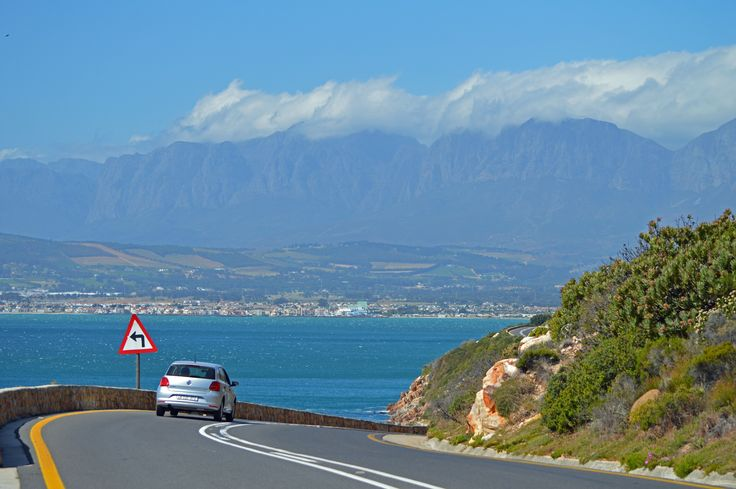 Clarence Drive between Gordons Bay (Cape Town) and Rooi-Els - one of South Africa's most scenic coastal drives. #clarencedrive #gordonsbay #rooiels #helderberg #capetown #coastaldrive #southafrica #scenicroute