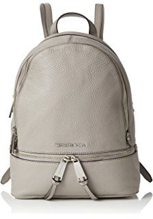 a27285e7d3fe08 Michael Kors Damen Rhea Md Backpack Rucksackhandtasche, 13x27x31 centimeters