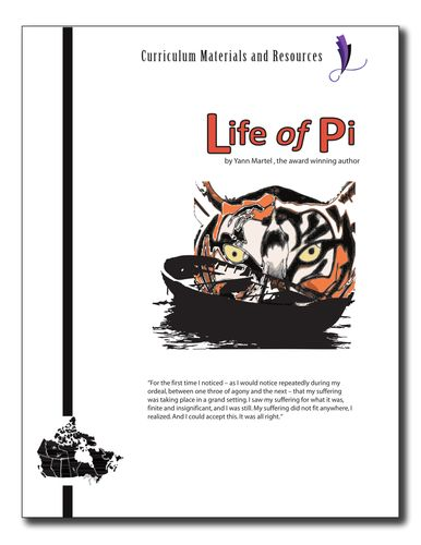 Life of Pi 269 page COMPLETE unit on the novel! Focuses on LITERARY DEVICES (allusion, chiaroscuro, chiasmus, cliché, comic relief, diction, foil, hero cycle, irony, juxtaposition, momento mori, motif, narrator, paradox, personification, simile, surrealism, symbolism, theme), SKILLS APPLICATION, and LITERARY ANALYSIS. Original photographs of India included on handouts.