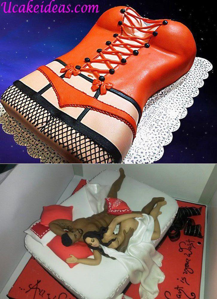 Simple Birthday Cake Ideas For Men Sexy Birthday Cake