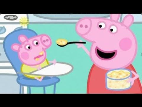 Peppa Pig Baby Alexander Episodes English Compilation Non-prevent Peppa Pig Cartoon