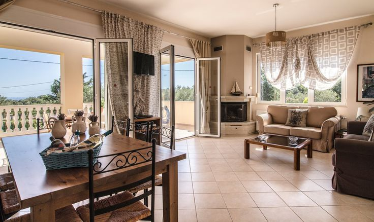 Deleni Villa Living Room