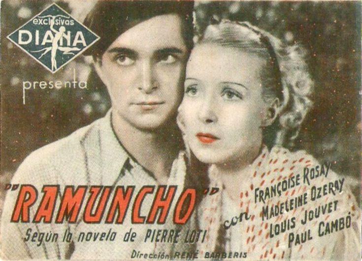 "Ramuncho (1938) ""Ramuntcho"" de René Barberis - tt0160734"