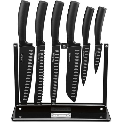 Buy Cuisinart® Classic 7-pc. Cutlery Set with Acrylic Stand today at jcpenney.com. You deserve great deals and we've got them at jcp!