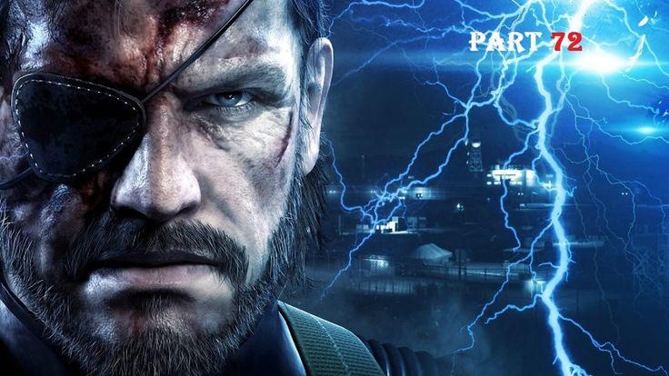 Metal Gear Solid 5 - The Phantom Pain Gameplay - Walkthrough - Part 72 ... #MetalGearSolid #mgs #MGSV #MetalGear #Konami #cosplay #PS4 #game #MGSVTPP