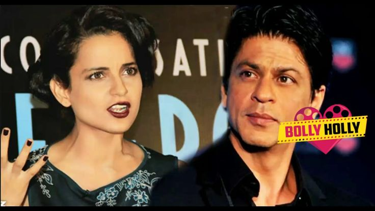 OMG! Shah Rukh Khan Rejected To Work With Kangana Ranaut In Sanjay Leela...