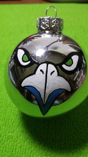 Seahawks ornament $10