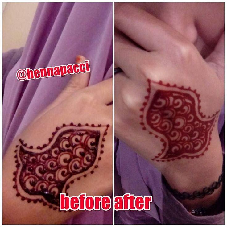 My new design... #hennafun #henna #hennaartist #hennaku #hennatattoo #hennaart #hennanight #hennadesign #makassar #hennapacci