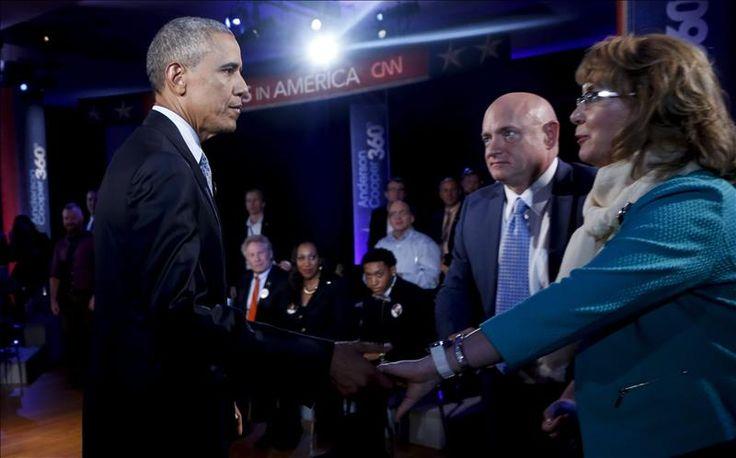 Obama pide sentido común en control de armas frente a conspiración interesada  http://www.elperiodicodeutah.com/2016/01/en-portada/obama-pide-sentido-comun-en-control-de-armas-frente-a-conspiracion-interesada/