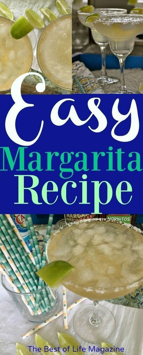 Enjoy this easy margarita recipe that embodies everything we love about this popular cocktail with a simplistic twist any time of day.