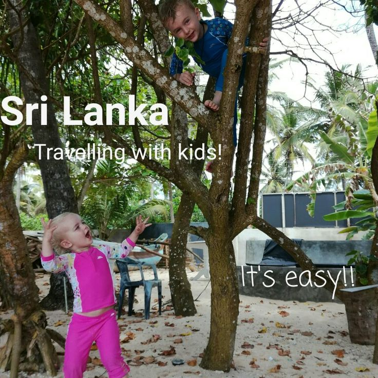 Sri Lanka with kids. It is such a family friendly place. We spent a month there with our two young kids and loved every minute....