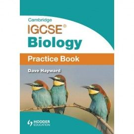9781444180459, IGCSE Biology Practice Book [Paperback]
