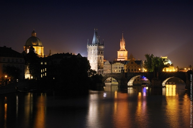 Prague! One of my favorite places