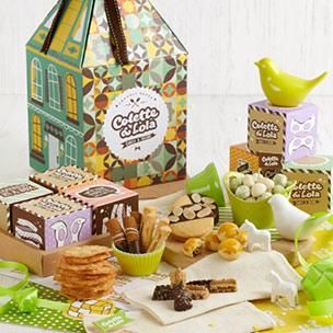 COLETTE & LOLA | RAMADHAN HAMPERS Pretty cake shop in Jakarta released their hampers for this Ramadhan season. This year theme is cooking :)