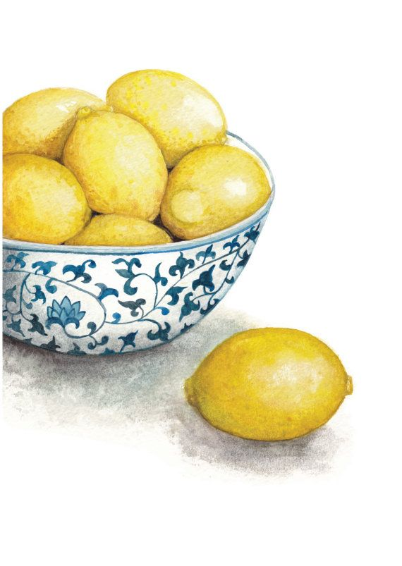 Hey, I found this really awesome Etsy listing at http://www.etsy.com/listing/159997844/lemon-blue-white-china-series-art-print