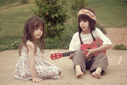 : Music, Hipster Children, Young Wild Free, Future Children, Kids Fashion, Little Girls Hairstyles, Guitar, Future Kids, Little Boys
