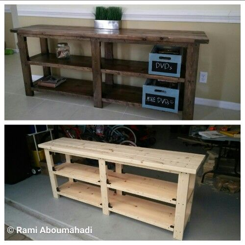17 Diy Entertainment Center Ideas And Designs For Your New Home Furniture Repurposed Refinished Pinterest