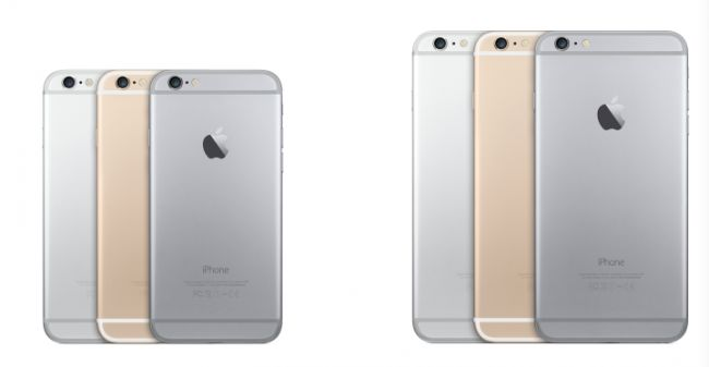 Modelos iPhone 6/6Plus