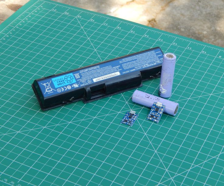 Recycle Your Dead Old Laptop Battery