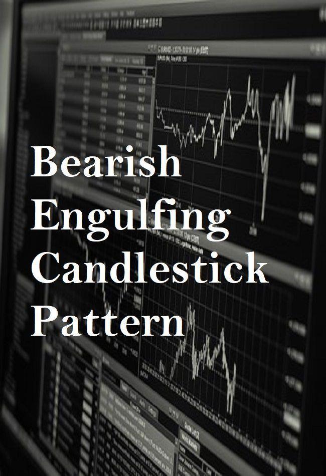 Bearish Engulfing Candlestick Pattern Bearish Engulfing