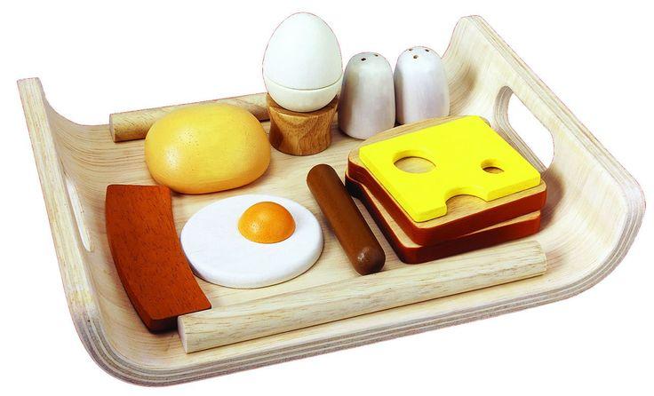 plantoys frukost