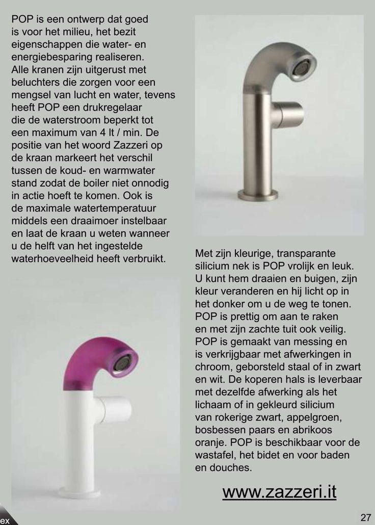Badkamer  Tegels: press review (Netherland)