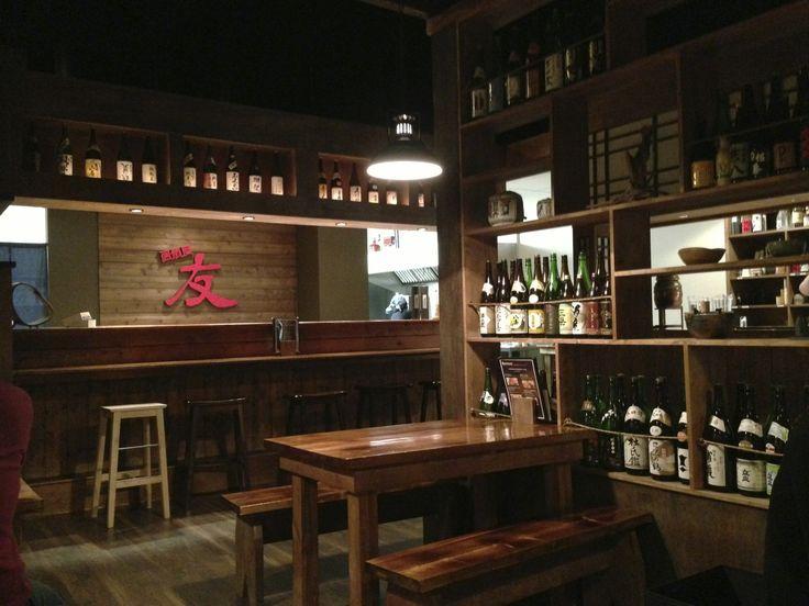 Simple Izakaya design