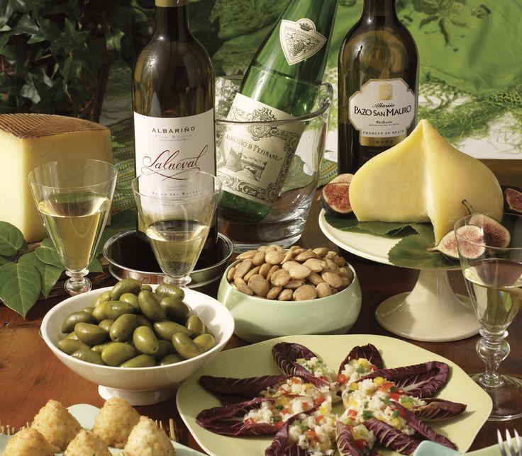 Albarino - THE VIEW FROM RÍAS BAIXAS @Ria Smith Baixas Wines