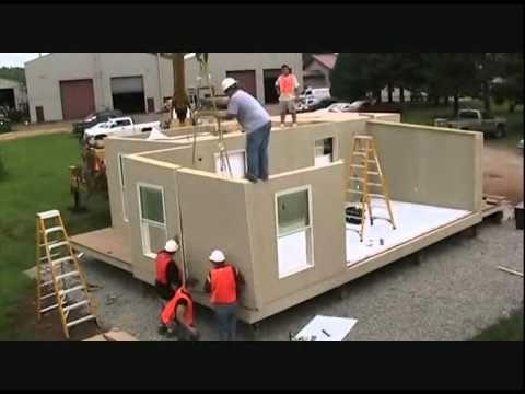 Build a house like LEGO! House - Cubed: Rapidly Deployable Housing