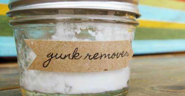 How to Make Gunk Remover (aka Goo Gone) from Scratch  #Amazmerizing