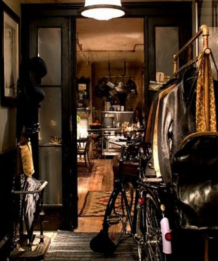Ralph Lauren Home Bohemian Collection: Ralph Lauren Mud Room