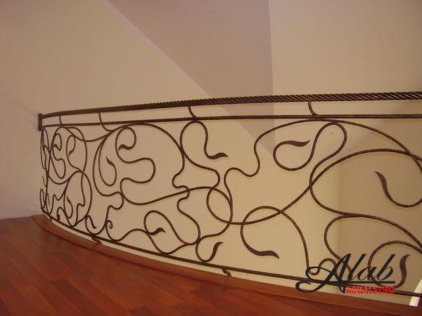 Kuta balustrada ozdobna