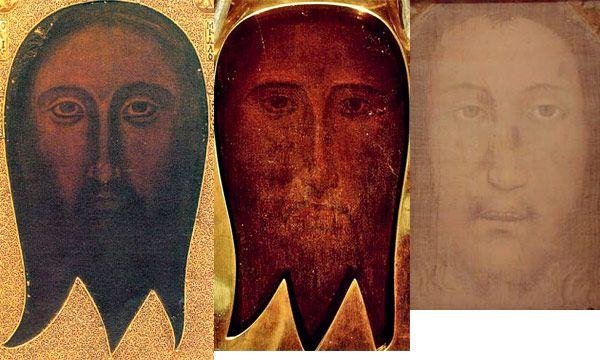 Regina Mundi - Le Icone Ortodosse -il Santo Mandylion