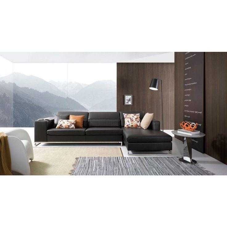 The 25 Best Orange Leather Sofas Ideas On Pinterest: 25+ Best Ideas About Leather Sectional Sofas On Pinterest