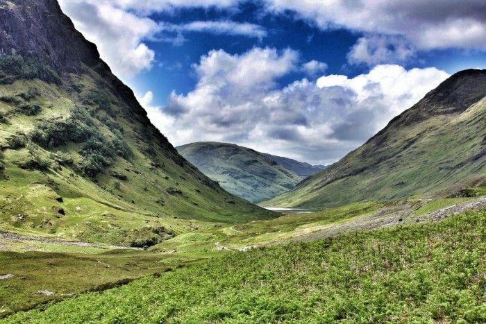 Glen Coe is one of top 15 Scotland tourist attractions.