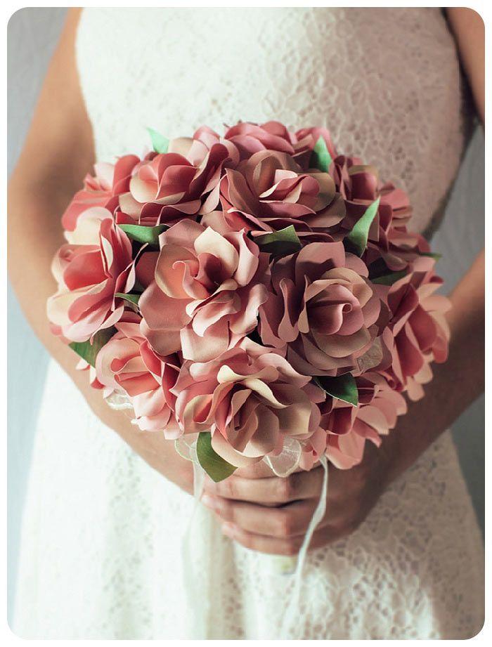 Bouquet rose  #bouquetrose #bouquet #bouquetsposa #bouquetalternativi #unusualbouquet