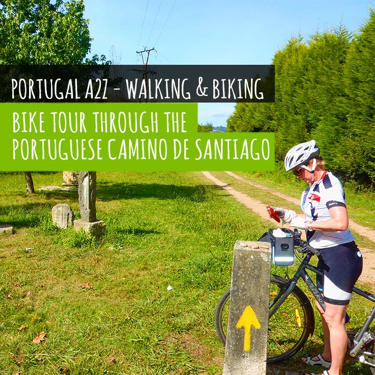 Cycle the Portuguese Camino to Santiago de Compostela and enjoy an ancient pilgrimage route that provides unforgettable experiences for those who travel along it.