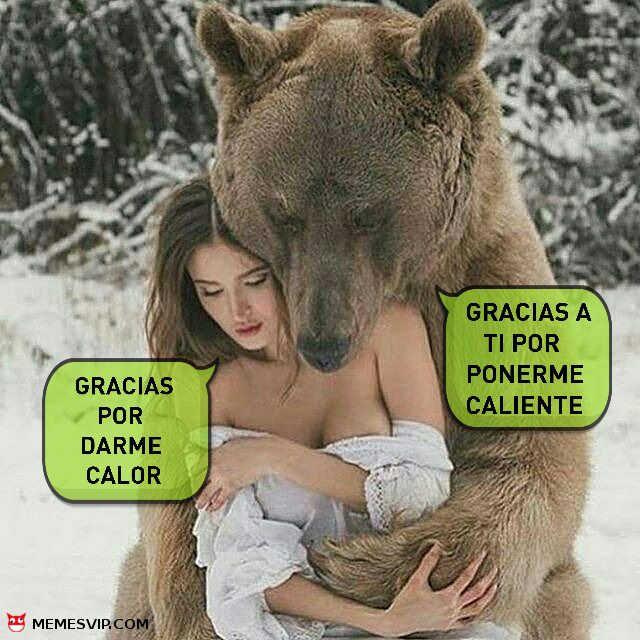 Meme el oso Yogui tiene novia #oso #yogui #novia #caliente #hot #memes #meme #momo #momos #chistes #cortos #chistescortos #español #memesenespañol #españa #venezuela #mexico #colombia #argentina #tanga #sexy #risa #nuevo #divertido #mujeres #girl #ted #teddy #nieve #osito #abrazo #amor #amar #love #kiss